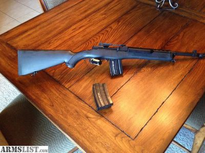 For Sale/Trade: Ruger Mini-14 300 BO W/Extras