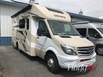 2018 Thor Motor Coach Gemini 24TF