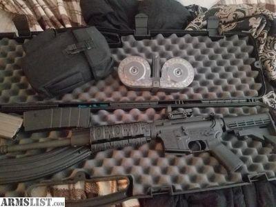 For Sale: Ar 15 oylmpic arms