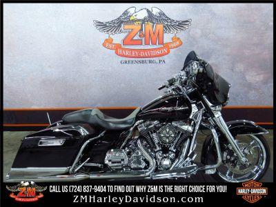 2014 Harley-Davidson Street Glide Touring Motorcycles Greensburg, PA