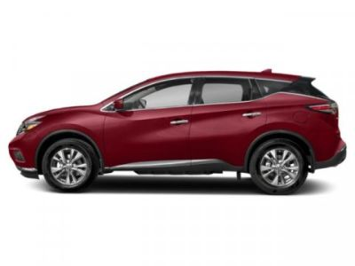 2018 Nissan Murano Platinum (Cayenne Red Metallic)