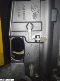For Sale: Colt M4a1 SOCOM complete lower
