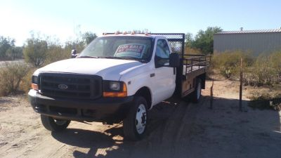 2000 SD F-450 Utility/Flatbed