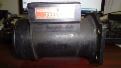 Sell NISSAN 200SX SENTRA 1.6L MASS AIR FLOW SENSOR JDM 22680 0M600 motorcycle in Orlando, Florida, United States, for US $40.00