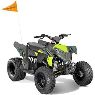 2017 Polaris Outlaw 110 ATV Kids ATVs Hermitage, PA