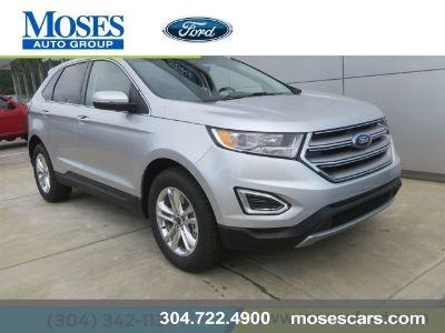 2017 Ford Edge SEL (Ingot Silver)