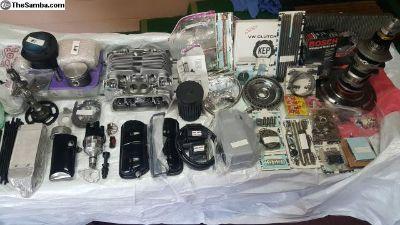 Berg Engine Kit 86x90.5 price reduced