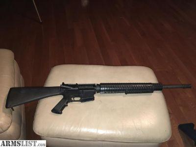 """For Sale: Bushmaster AR15 w/ 20"""" heavy barrel"""