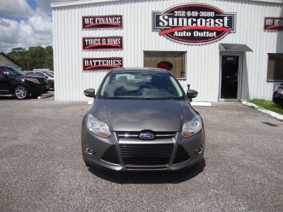 2012 Ford Focus SEL (Gray)