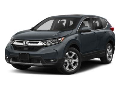 2018 Honda CR-V EX (Gunmetal Metallic)
