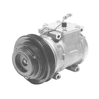 Find New A/C Compressor fits 1990-1993 Toyota Corolla DENSO motorcycle in Azusa, California, United States, for US $262.26