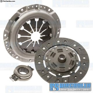 Economy Clutch Kit, 200mm, Late Model Type 1-3