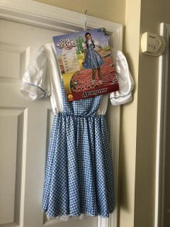 Dorothy costume, Wizard of Oz