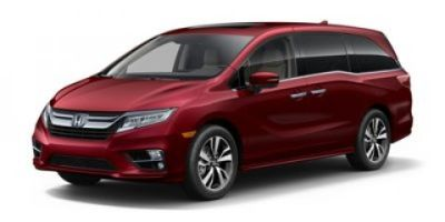 2019 Honda Odyssey Elite (White Diamond Pearl)