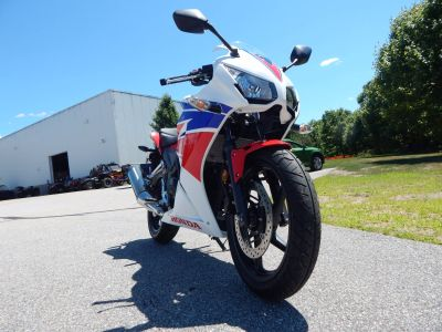 2015 Honda CBR 300R Sport Motorcycles Concord, NH