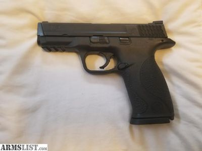 For Sale: Smith and Wesson M and P 9