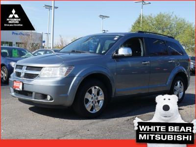 2010 Dodge Journey SXT (Silver Steel Metallic)
