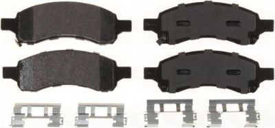 Sell Bendix Brakes CT Ceramic Brake Pads D1169ACT motorcycle in Tallmadge, Ohio, US, for US $59.92