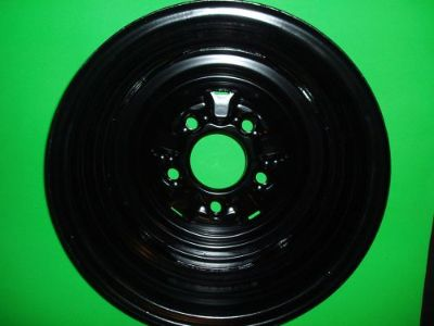 "Purchase 1961 1962 1963 1964 PONTIAC REVERSE 14"" 5 on 5 (127mm) RIM WHEEL 59 60 P/COATED motorcycle in San Diego, California, United States, for US $169.64"