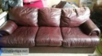 MUST SELL Dining Tables Leather Sofa Chairs