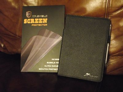 Kindle Fire HD 7 - 2014 Case, Stylus, and Screen Protectors - Price Reduced!