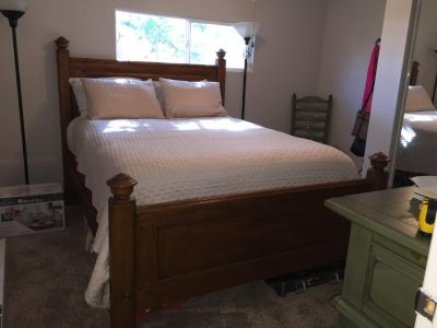 FURNISHED ROOM for rent SLO - best location backs to creek/mountains
