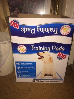 98 puppy pads new