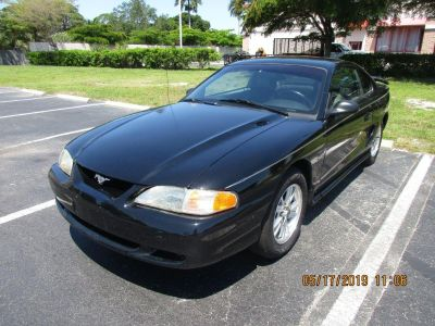 1998 Ford Mustang GT (Black)