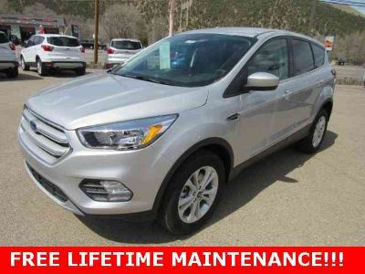 2018 Ford EcoSport SES 4 WHEEL DRIVE!!!
