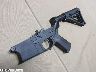 For Sale: PWS MK2 AR10 COMPLETE LOWER