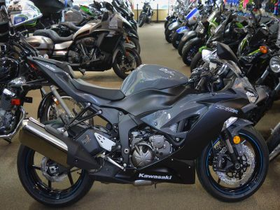 2019 Kawasaki Ninja ZX-6R ABS Supersport Clearwater, FL