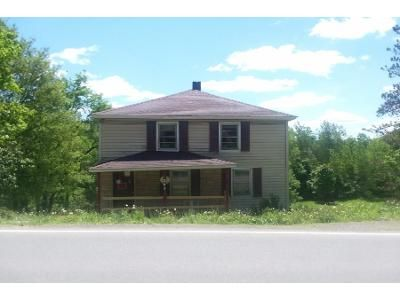 4 Bed 1 Bath Foreclosure Property in Kersey, PA 15846 - Toby Rd
