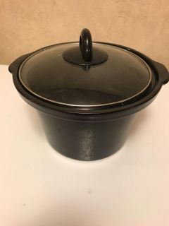 Mini crock pot bowl. Does not have crock pot. Pick up at McCalla Target Thursdays from 5:15 till 6. CP