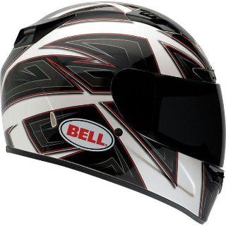 Purchase White L Bell Helmets Vortex Flack Full Face Helmet motorcycle in San Bernardino, California, US, for US $179.95