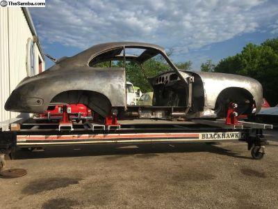 Porsche 356 Fixture sets..