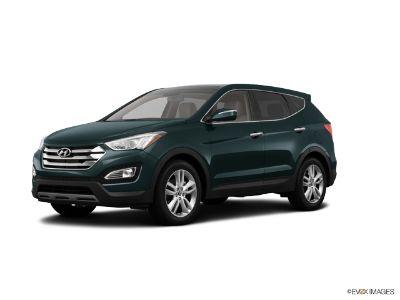 2013 Hyundai Santa Fe Sport 2.0T (Juniper Green)