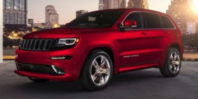 2017 Jeep Grand Cherokee SRT8 (Granite Crystal Metallic Clearcoat)