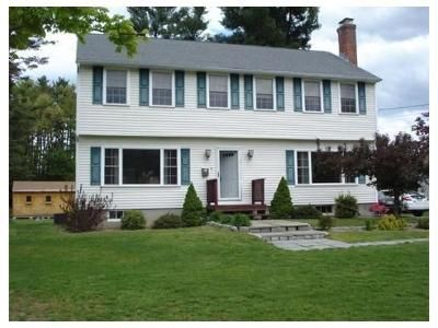 3 Bed 2 Bath Foreclosure Property in West Boylston, MA 01583 - Goodale St