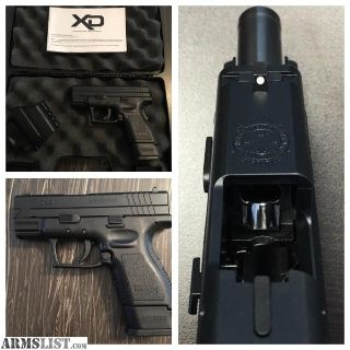 For Sale/Trade: Like new XD 9 subcompact