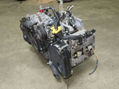 Sell JDM Subaru Impreza WRX EJ205 2.0L DOHC Turbo Engine EJ20 Motor Head & Block Only motorcycle in Garden Grove, California, United States, for US $995.00