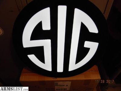 Want To Buy: Sig Sauer