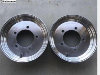 Original pair 15x4.5 DDS Deano Dynosoars wheels