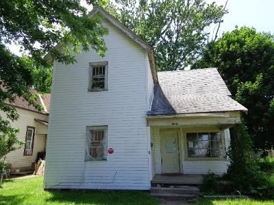 3 Bed 1 Bath Foreclosure Property in Marion, IN 46953 - S Gallatin St
