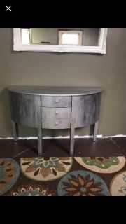 Side table/sofa table