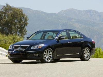 2009 Hyundai Genesis 3.8L V6 ()