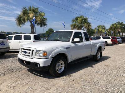 2011 Ford Ranger XL (White)