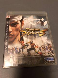 Virtua Fighter for PS3