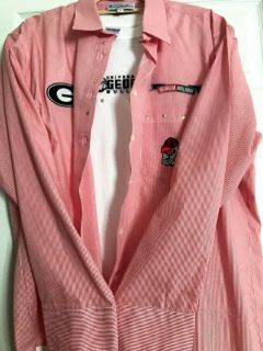 GA BULLDOGS 2PC SET WOMENS