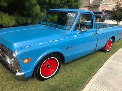 1971 GMC C15/C1500 Pickup