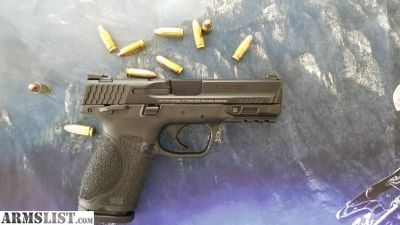 For Sale: Smith and Wesson M&P9 M2.0 compact TS